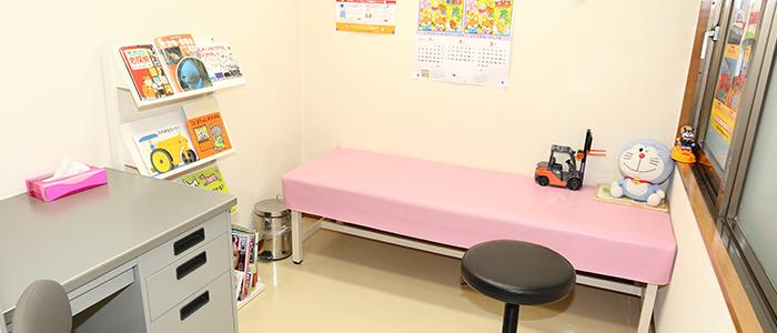 岩手県花巻市の川嶋小児科医院・川嶋医院特別診療室